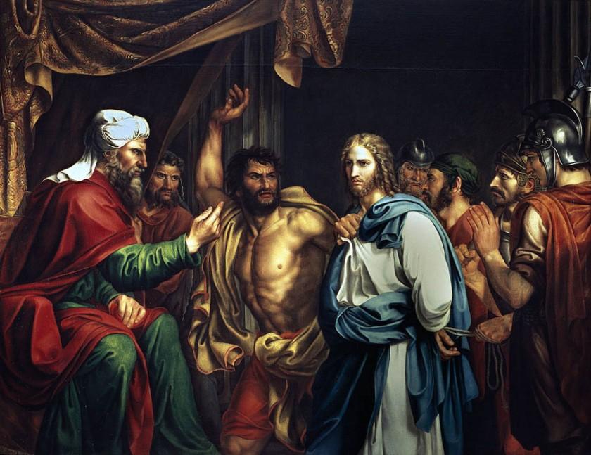 POLICZKOWANIE jEZUSA